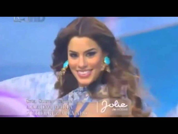 My Final Top 5 Miss Universe 2015 2016 (November-December)