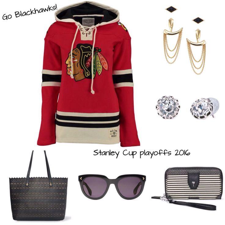 Go Blackhawks! Stanley Cup Playoffs 2016 Stella Dot Style