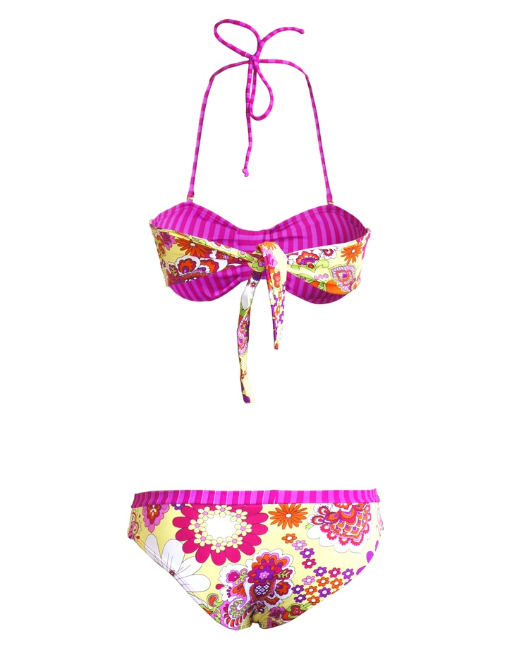 Tamarindo Swimwear Bikini Strawberry Mango  Ref. V2233CV12