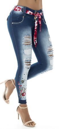 Jeans levanta cola WOW 86237