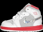 Air Jordan 1 Toddler Basketball Shoes