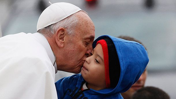 Angelus Address of Pope Francis on Feast of Sts. Joachim & Anne July 26, 2013