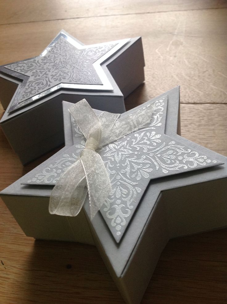 Stampin up Sternen Dose, Stampin up Sternen Schachtel, Stampin up Zauber der Weihnacht, Stampin up Bright & Beautiful, Stampin up Stars Box,