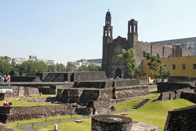 The Aztec religion was made up of a complex set of beliefs, rituals and gods that helped the Aztec/Mexica to make sense of their world's physical reality, and the existence of life and death.