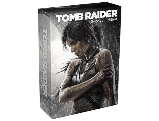 Jeu SQUARE ENIX Tomb Raider Edition Survival #PS3 #Xbox360