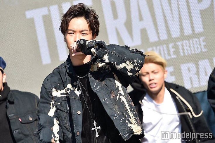 THE RAMPAGE from EXILE TRIBE 川村壱馬