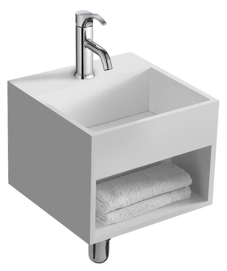 die besten 17 ideen zu mineralguss waschtisch auf pinterest waschtischkonsole selber bauen. Black Bedroom Furniture Sets. Home Design Ideas