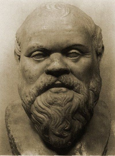 Socrate-Socrates (c.469 BC – 399 BC) was a classical Greek Athenian philosopher. one of the founders of Western philosophy, has become renowned for his contribution to the field of ethics, his irony and used tool in a wide range of discussions and is a type of pedagogy in which a series of questions are asked not only to draw individual answers, but also to encourage fundamental insight into the issue at hand. contributions to the fields of epistemology and logic,