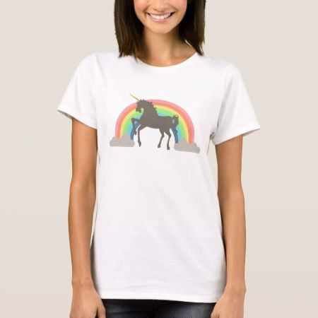 Unicorn Power T-Shirt - click/tap to personalize and buy