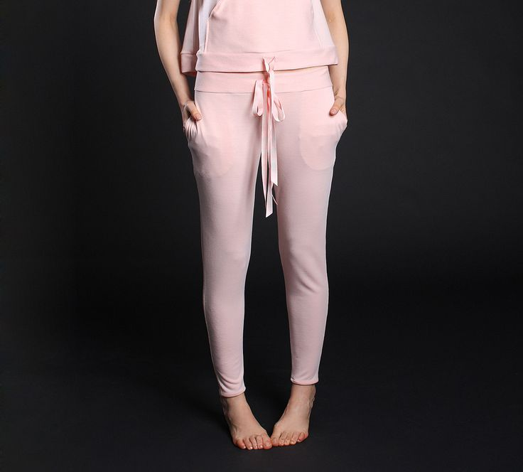 NEW Curtain Call Track Pant Pink - Between the Sheets #Lingerie