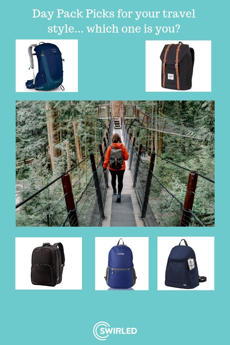 c7d6d103799f The Best Day Packs For Your Personal Travel Style