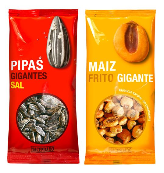 Single serve snack packaging pillow bag design. #sachet #plastiques #plastic…