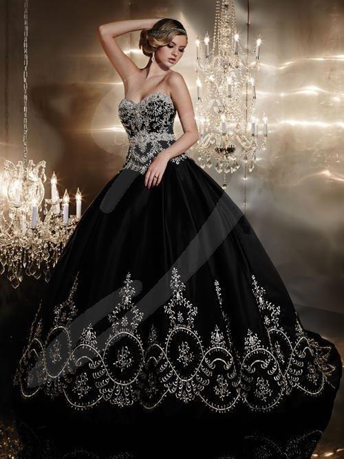 Jacquelin Bridals Canada 15531 Wedding Gown Semi