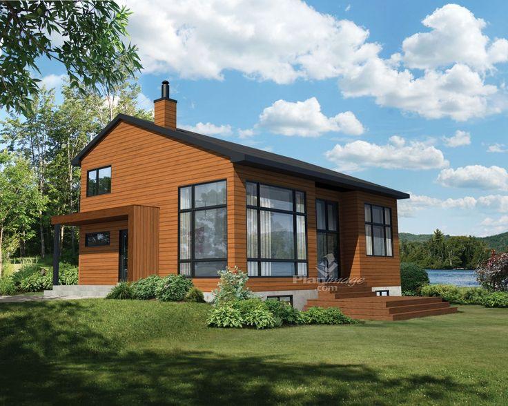 Les 25 meilleures id es concernant chalet en bois - Surface habitable minimum d une chambre ...