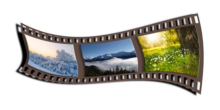 Photoshop prosjekt: Filmnegativ.