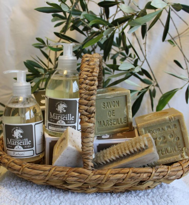 Authentic Savon de Marseille soaps and hand wash in Olive.  From Provence in the south of France.  www.frenchaffair.com.au