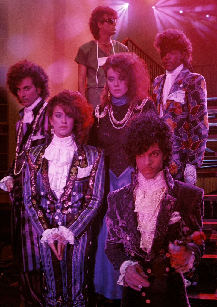 Prince 30 Years in Pictures — Prince and the Revolution