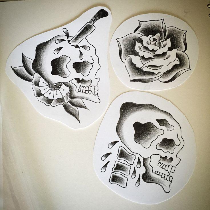 Old school sketch