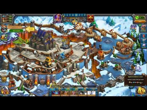 Nords Heroes of the North FB 4 - Nords Heroes of the North is a Free to Play, Online Strategy MMO [massively multi-player online] Game that draws its inspiration from age-old tales of Norse mythology like Thor and Odin