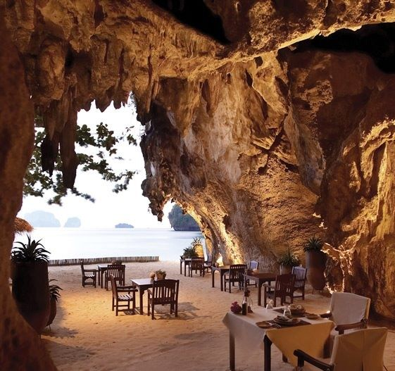 Grotta Palazzese Hotel in Puglia, Italy