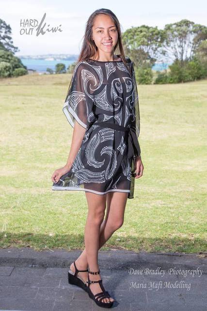 Maori Kaftan Tunics / ITI GIFTS