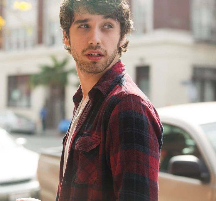 Oh so handsome! We love @dglambert! #MCM