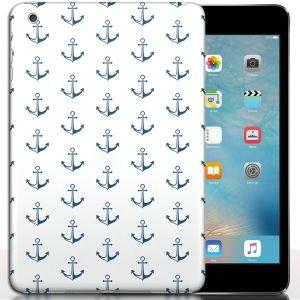 Coque d'iPad Mini 4 Ancre Marine - Design Collection Marine