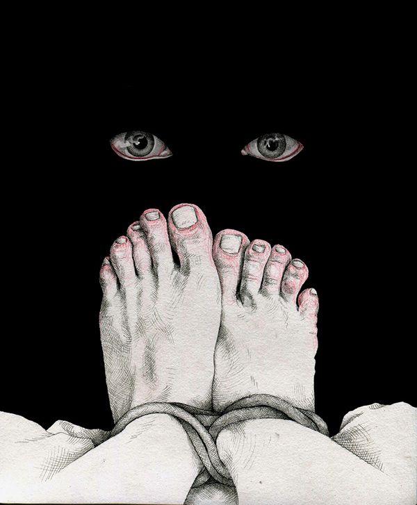 Analisa Aza | The Dream Project : sleep paralysis
