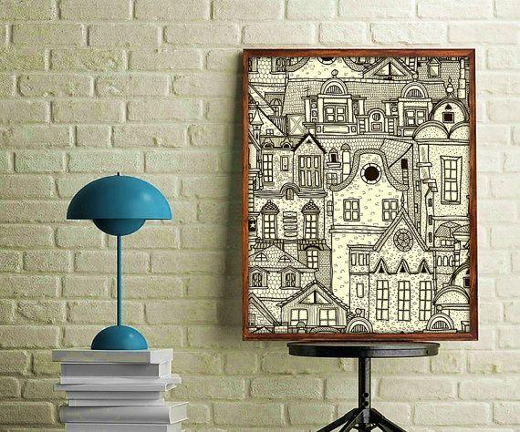 laminas decorativas cuadros decorativos laminas por Ilustracionymas