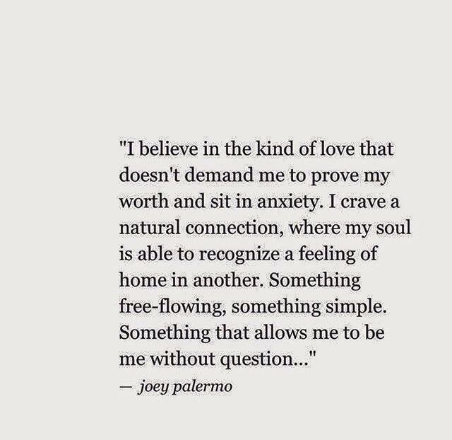 I know what this feels like. I've had that kind of love once. Too bad it was a long long time ago.