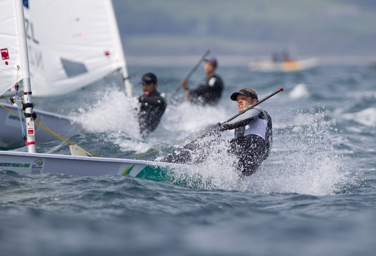 With just over a year to go until the Rio 2016 Games, the Australian Sailing Team today announced its team…