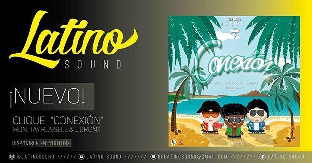 "Reposting @latinosound: ¡NUEVO! @8cliqueofficial • Tema ""Conexión"" Disponible en @youtube  #LatinoSound #latino #latinos #latina #Music #Musica #trap #rap #artist #singer #song #sing #single"