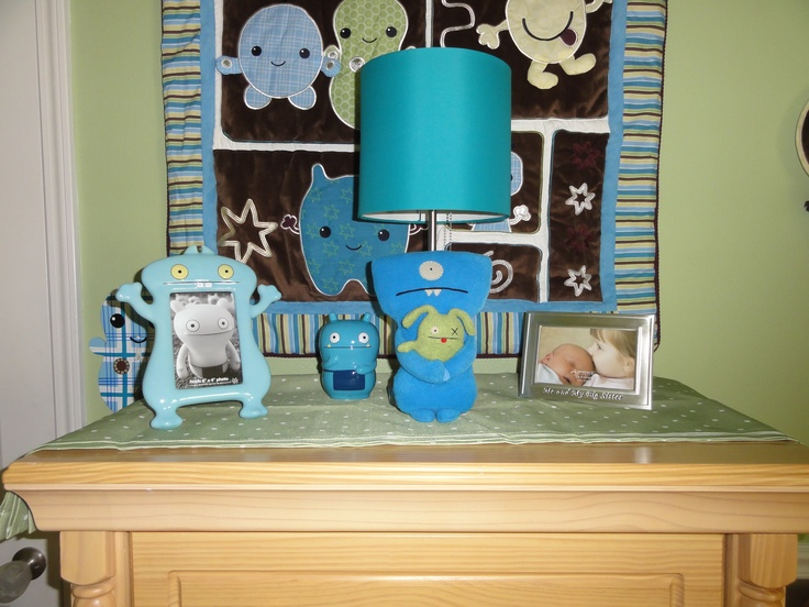 Monster Theme Nursery...want if i have a boy