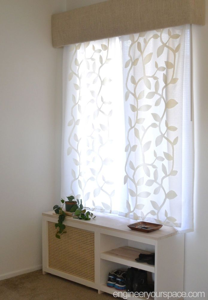 331 best DIY:Curtain, Hanging images on Pinterest | Curtains, Architecture  and At home