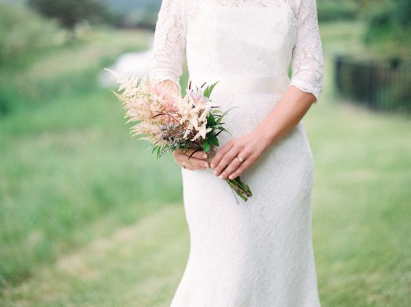 Astilbe Bouquet | photography by http://marinakoslowphotography.com