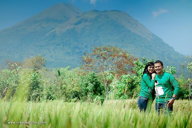 6 Lokasi foto prewedding di daerah pegunungan pacet maupun trawas, Mojokerto