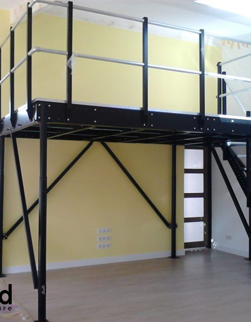 DIY Loft Bed Kit in 2019 | Diy hammock chair | Loft, Expand