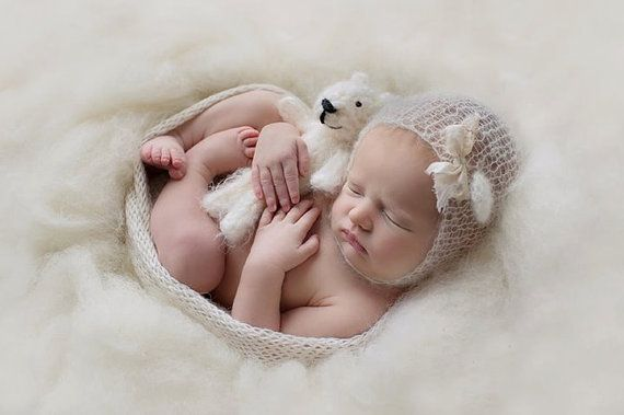 Simply fluff newborn photos and photography