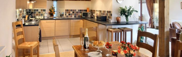 The majority of deluxe Norfolk holiday cottages are maintained by skilled personnel therefore you do not need to consider doing jobs while you are on holiday.