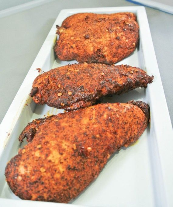 Spicy Smoked Chicken Breast | Favorite Recipes | Pinterest