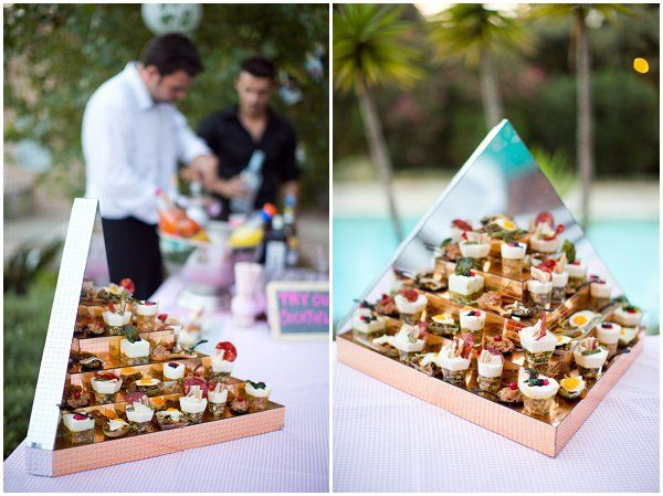 22 best images about cute canapes on pinterest wedding for Wedding canape ideas