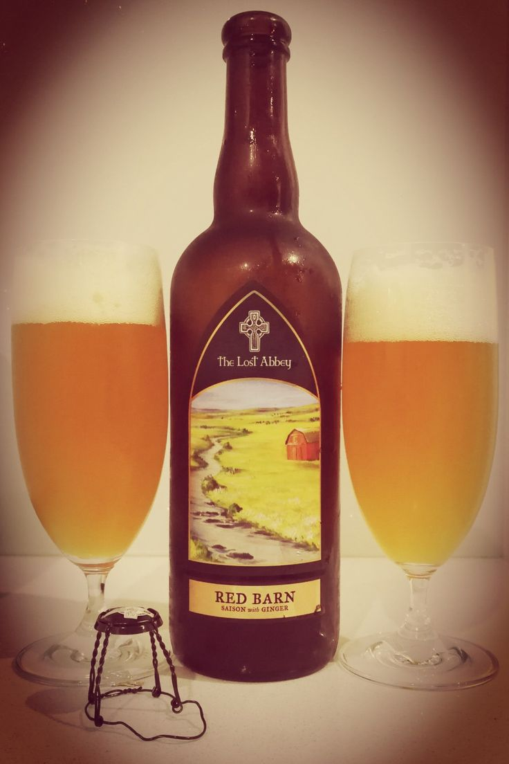 The Lost Abbey ~ Red Barn Saison