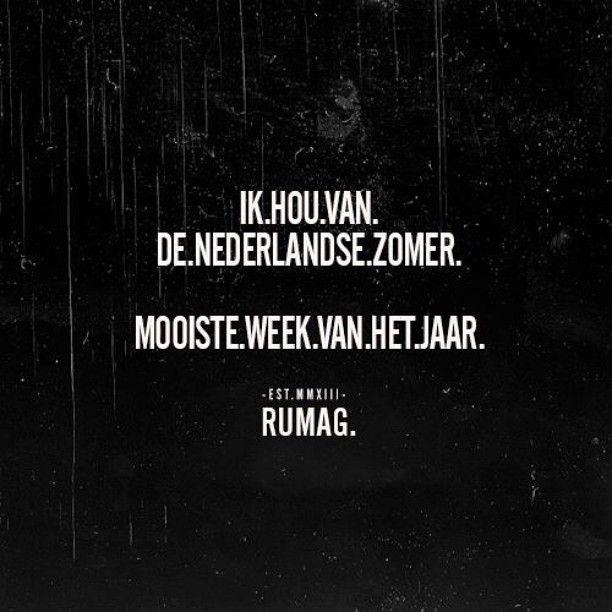 #RUMAG #ZOMER