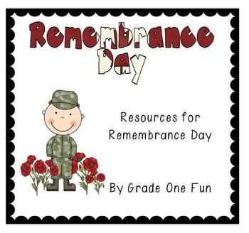 Remembrance Day Activities for Primary Students $TpT