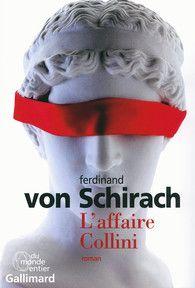 L'affaire Collini, Ferdinand Von Schirach