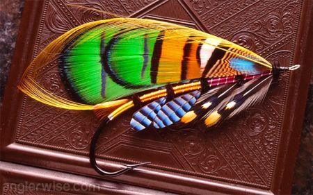 Beautiful Fishing Fly - Lange Syne