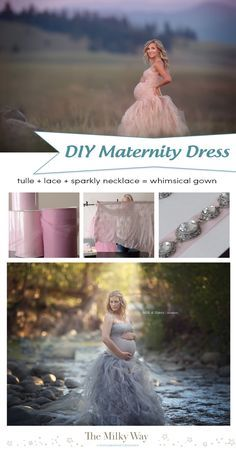 Milky Way TV #8: DIY Tulle Skirt + Lace Dress » The Milky Way
