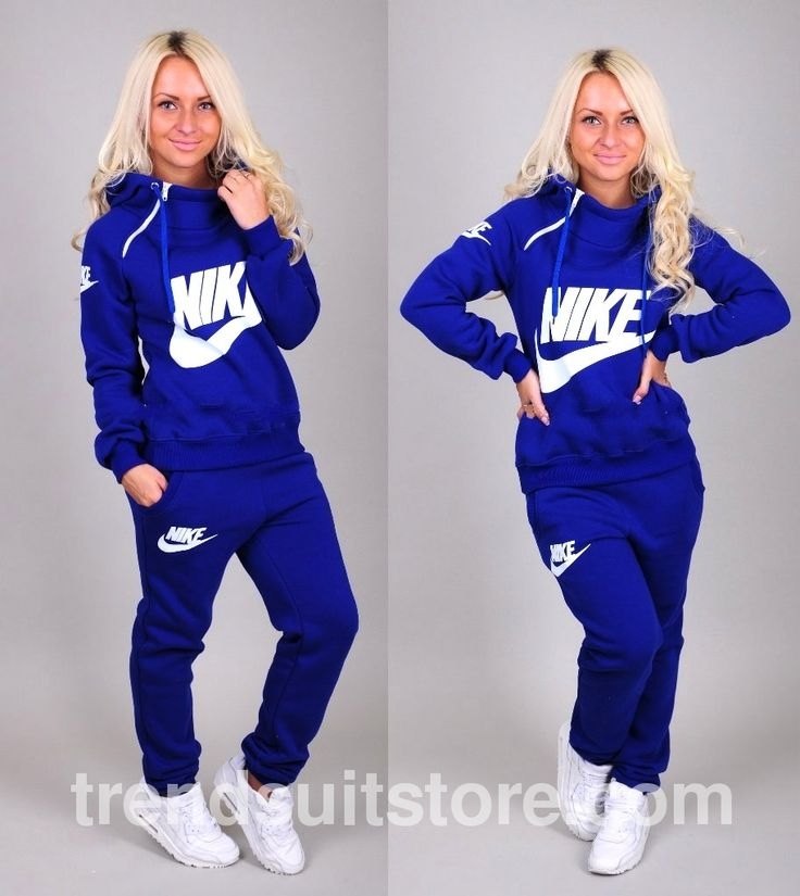 Article CTT00027 #zip #hood #tracksuit Order of this product only by wholesale catalog at our website. Stylish womens warm hooded zip blue tracksuit.