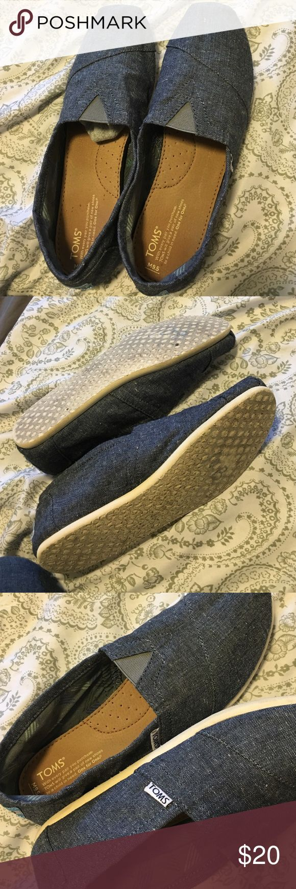 Toms Kind a good condition and clean TOMS Shoes