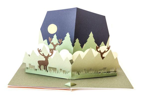 Falstaff / pop-up book on Behance
